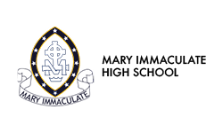 Mary Immaculate High School Logo