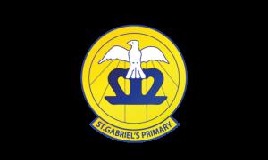Sts Gabriel and Raphael RC Primary School logo